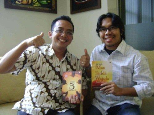 Duet Motivator MAN JADDA WAJADA (Akbar Zainudin dan Ahmad Fuadi)